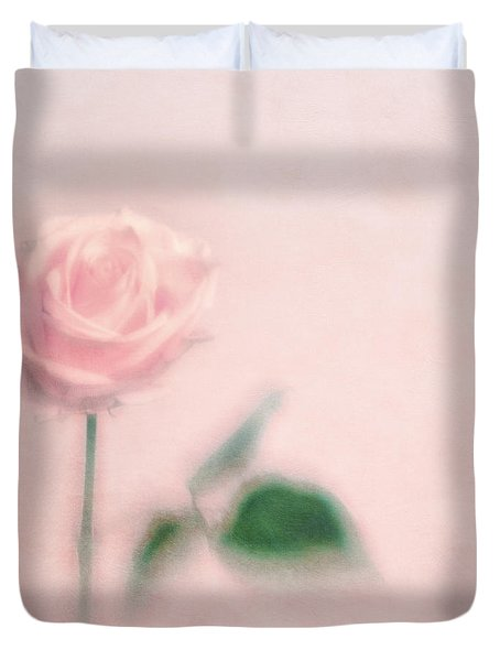 pink moments II Duvet Cover