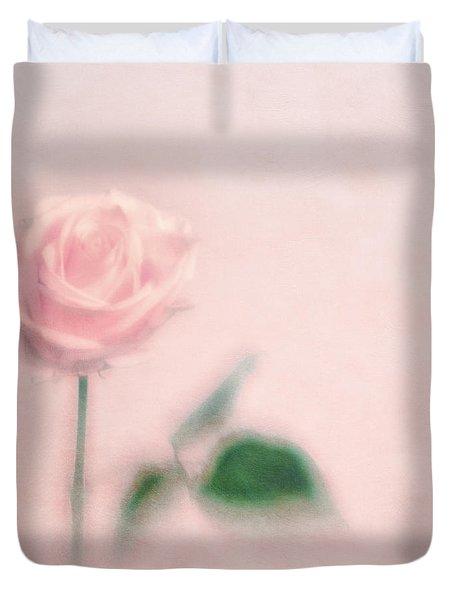 pink moments II Duvet Cover