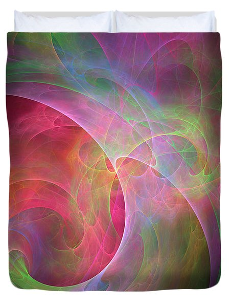 Placeres-02 Duvet Cover by RochVanh