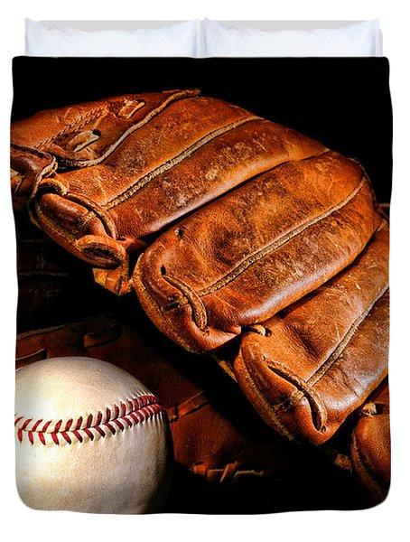Play Ball Duvet Cover