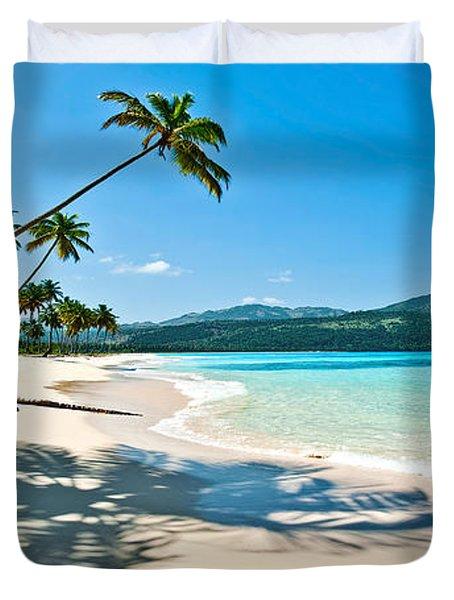 Playa Rincon Duvet Cover