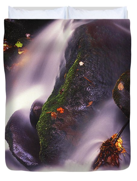 Poetry In Motion - 290 Duvet Cover by Paul W Faust -  Impressions of Light