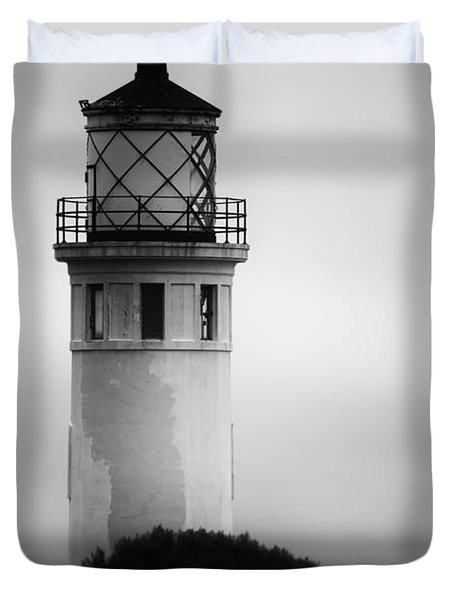 Pointe Vincente Lighthouse Duvet Cover