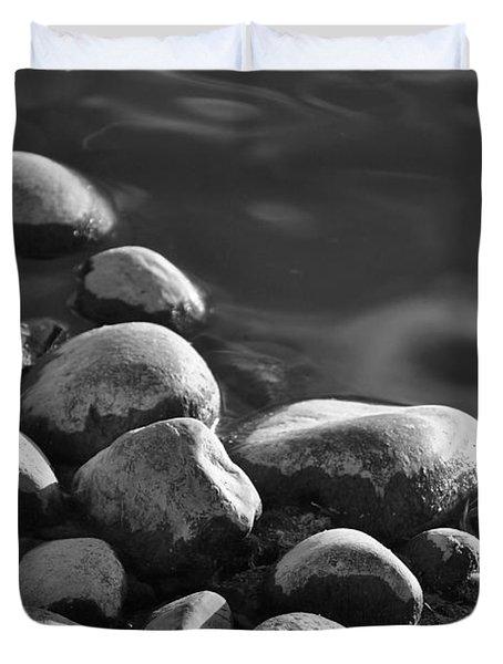 Pond's Edge 2 Duvet Cover