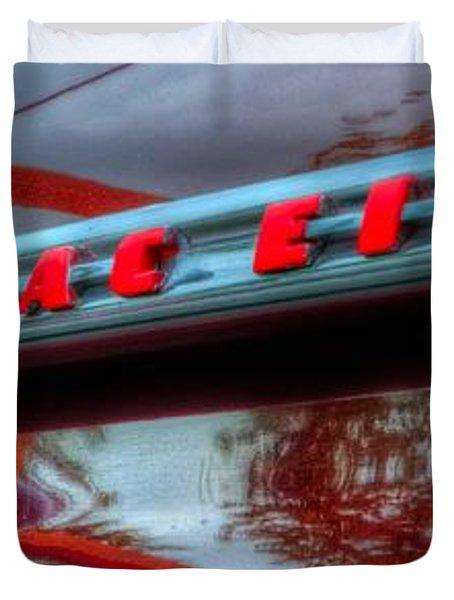 Pontiac Eight 14714 Duvet Cover