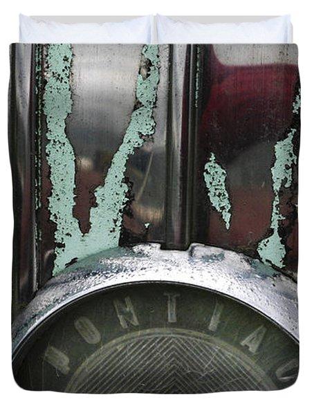 Pontiac Duvet Cover by Jean Noren