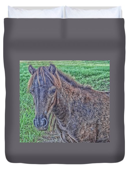 Pony Duvet Cover