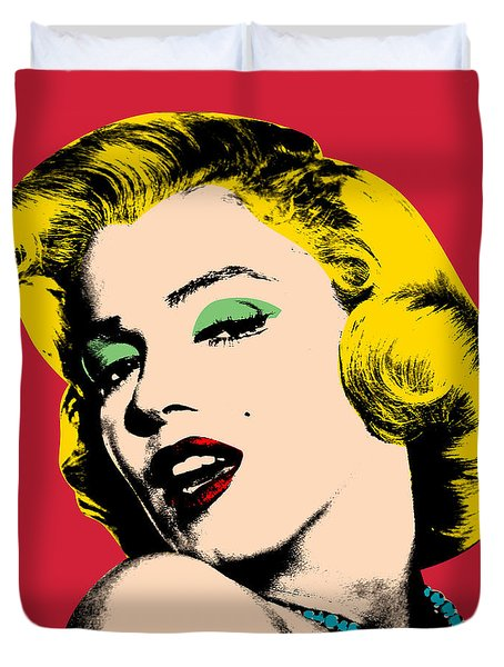 Pop Art Duvet Cover