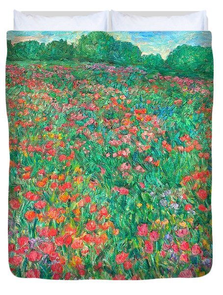 Poppy View Duvet Cover