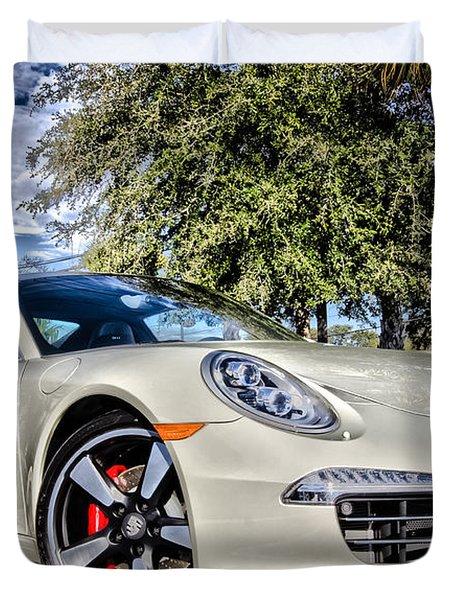Porsche 50th Anniversary Limited Edition Duvet Cover