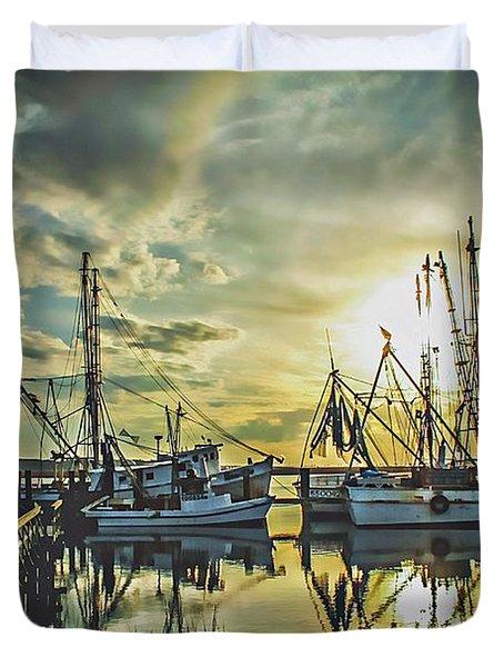 Port Royal Duvet Cover