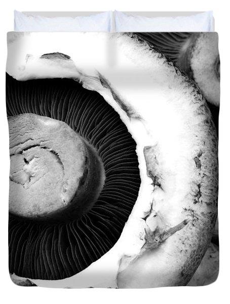 Portabellini Duvet Cover by Anne Gilbert