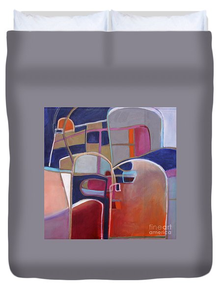Portal No. 3 Duvet Cover