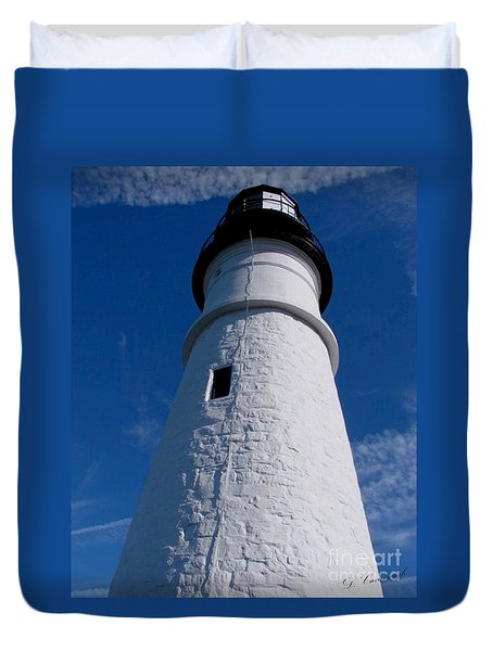 Portland Head Duvet Cover