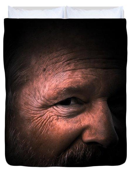 Portrait #1 Duvet Cover