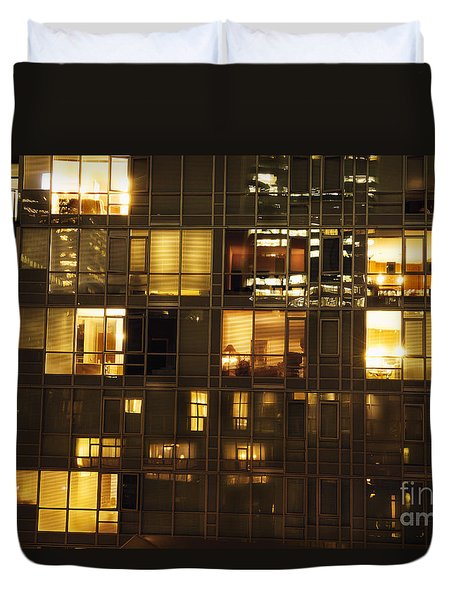 Duvet Cover featuring the photograph Posh Dccxliii by Amyn Nasser