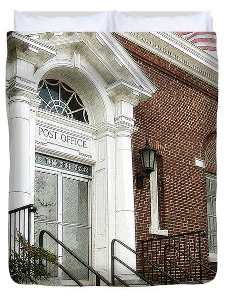 Post Office 38242 Duvet Cover