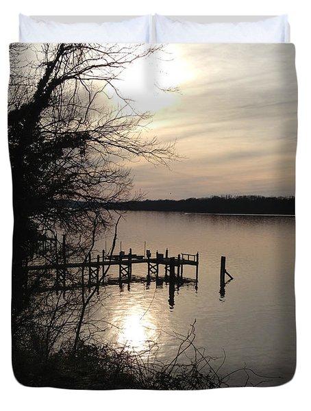 Potomac Reflective Duvet Cover