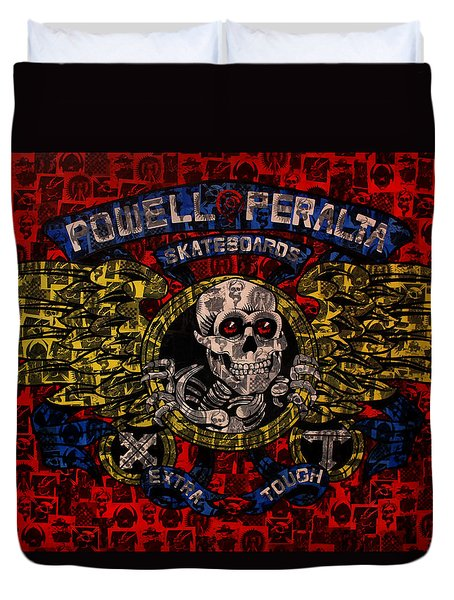 Powell Peralta Duvet Cover