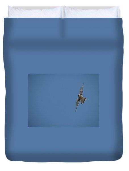 Prairie Diver Duvet Cover