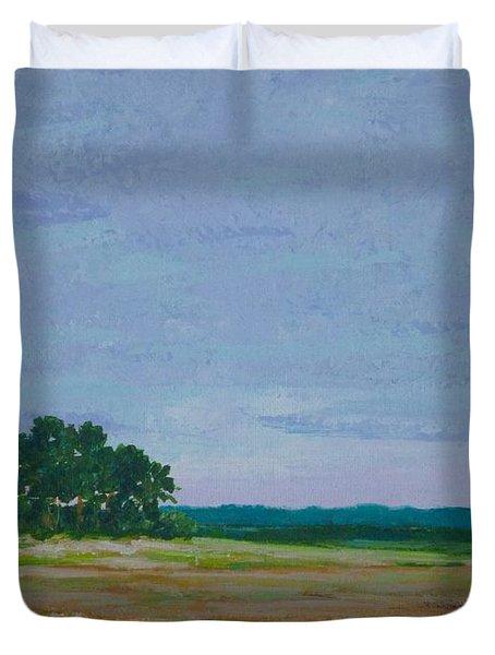 Prairie Preserve Duvet Cover