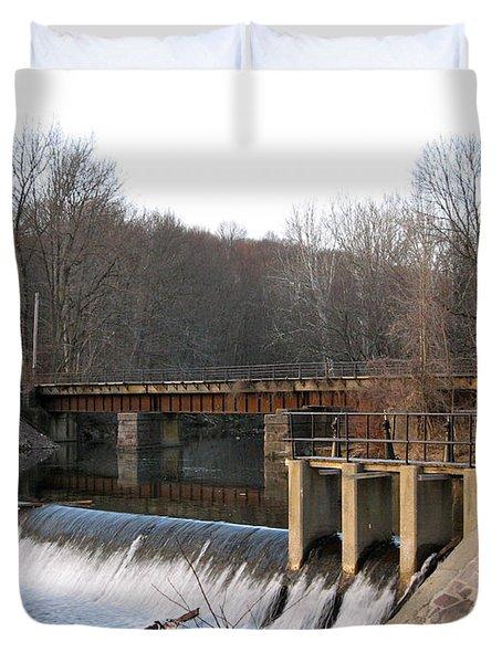 Prallsville Mill Duvet Cover
