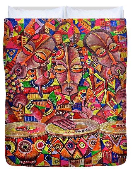 Prayers 2 Duvet Cover