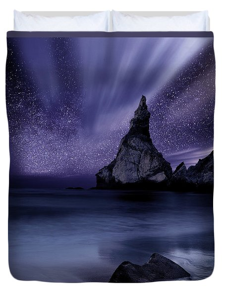 Prelude To Divinity Duvet Cover