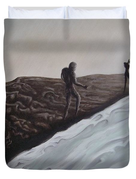 Premonition Duvet Cover