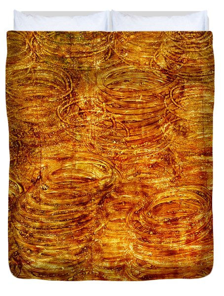 Preserved Duvet Cover