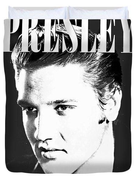 Presley Look Duvet Cover