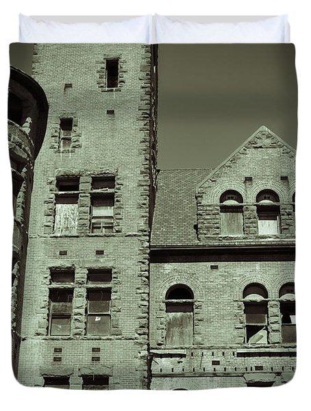 Preston Castle Tower Duvet Cover