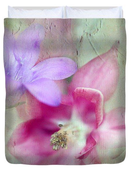 Pretty Flowers Duvet Cover