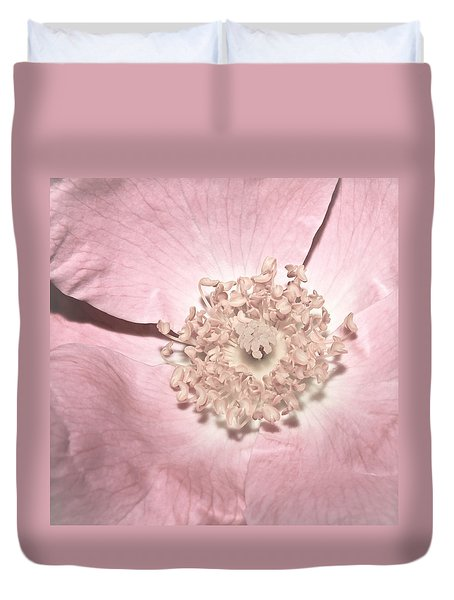 Pretty In Pink...heirloom Duvet Cover