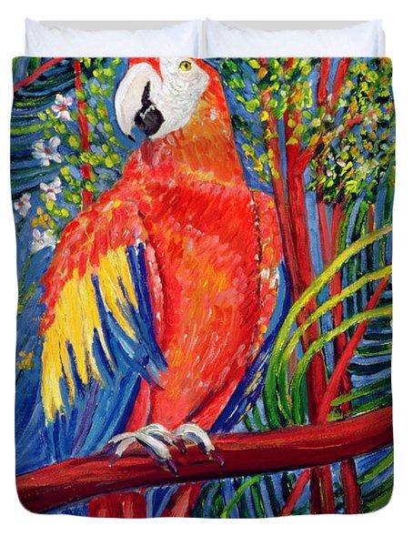 Pretty Polly Duvet Cover