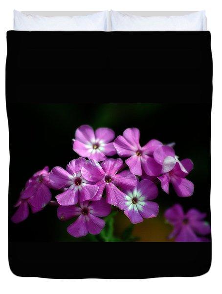 Pretty Purple Duvet Cover