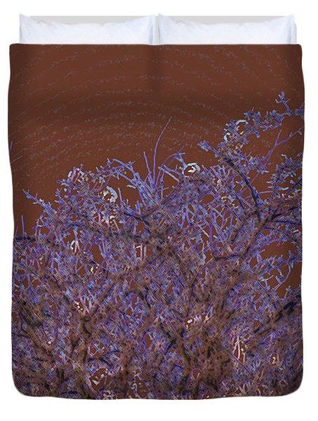 Pretty Tree Duvet Cover by Carol Lynch