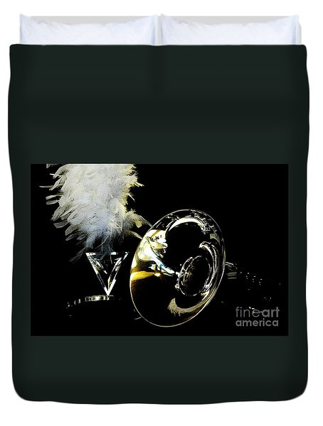 Pride Performance Duvet Cover by Michelle Frizzell-Thompson