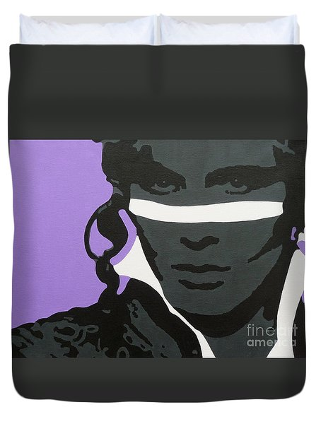 Prince Charming Duvet Cover by ID Goodall