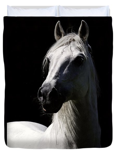 Proud Stallion Duvet Cover