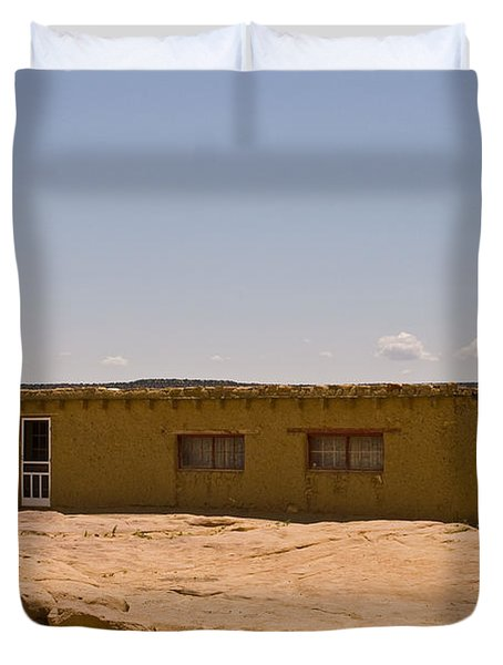 Pueblo Home Duvet Cover
