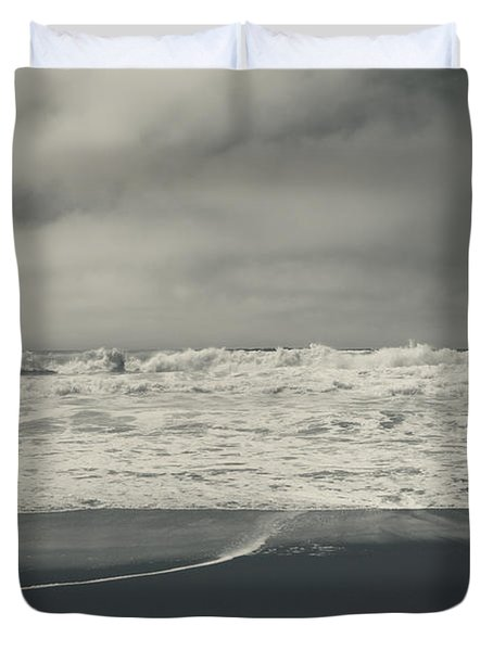 Pulling Me In Duvet Cover by Laurie Search