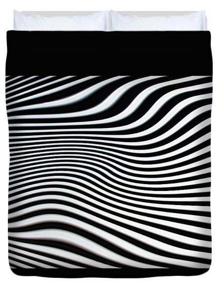 Pulsating Duvet Cover