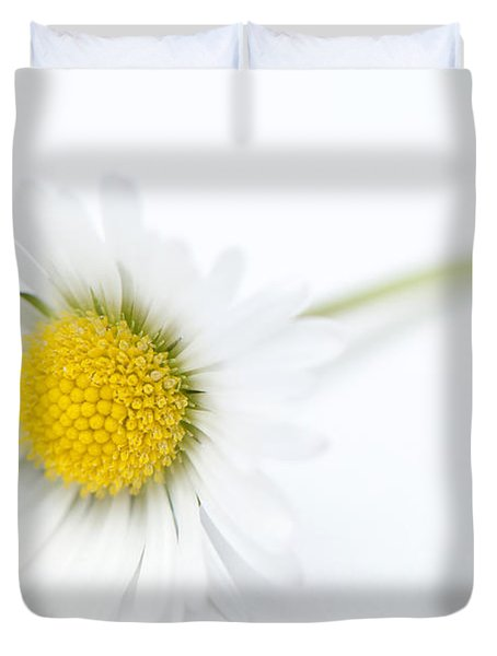 Pure Duvet Cover by Anne Gilbert
