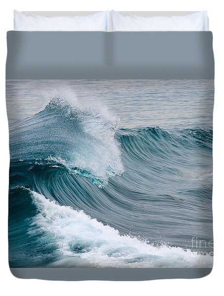 Pure Energy Duvet Cover by Eddie Yerkish