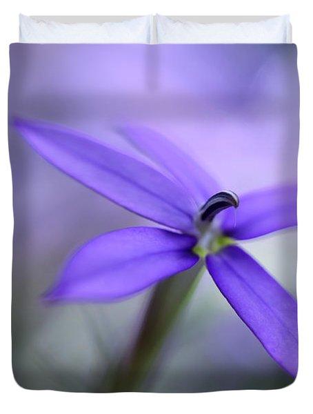 Purple Dreams Duvet Cover
