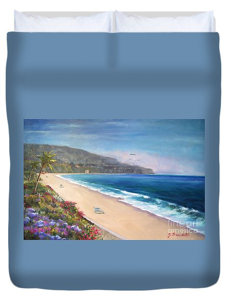P.v. View Duvet Cover