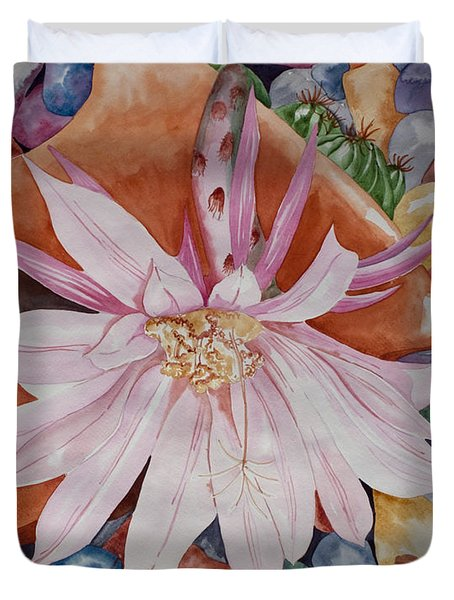 Queen Of The Night I Duvet Cover