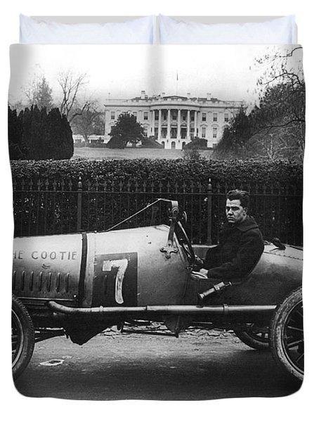 Racecar, 1922 Duvet Cover