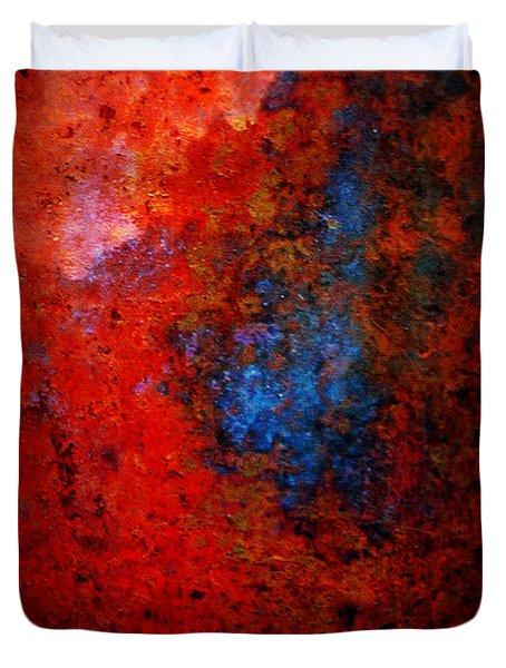 Radiance Duvet Cover by Leanna Lomanski